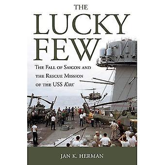 I pochi fortunati: La caduta di Saigon e il salvataggio missione del USS Kirk