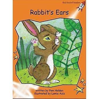 Rabbit's Ears (Red Rocket Readers)