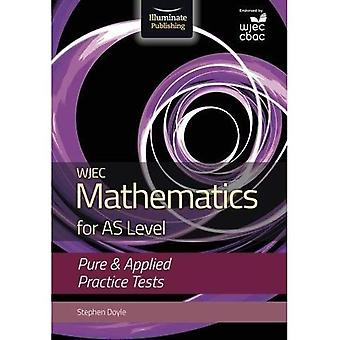 WJEC Mathematics for AS Level