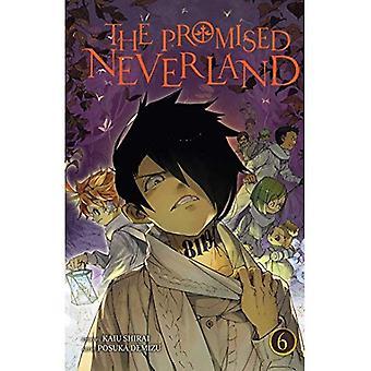 O prometido Neverland, Vol. 6 (a prometida terra do nunca)