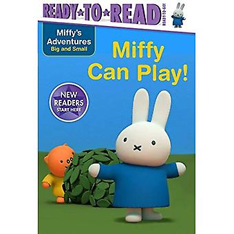 Miffy spielen können! (Miffy Abenteuer, groß und klein)