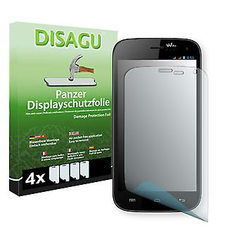 WIKO Furthermore Knight display - Disagu tank protector film protector