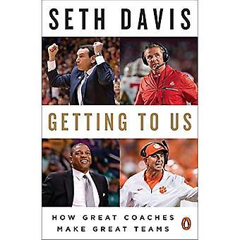 At komme til os: hvor stor trænere gøre store hold