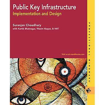 Implémentation de l'Infrastructure à clé publique et Design par cordonnier & Armand
