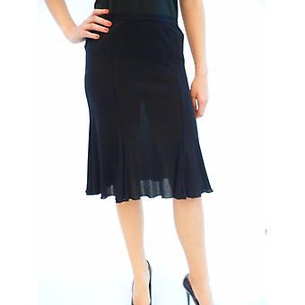 Love Moschino negro acetato falda