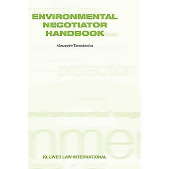 Ympäristö neuvottelijan käsi kirja Timoshenko & A. S.