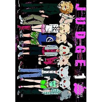 Judge - v. 1 by Yoshiki Tonogai - 9780316252669 Book