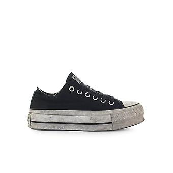 CONVERSE ALL STAR CHUCK TAYLOR SMOKED BLACK SNEAKER