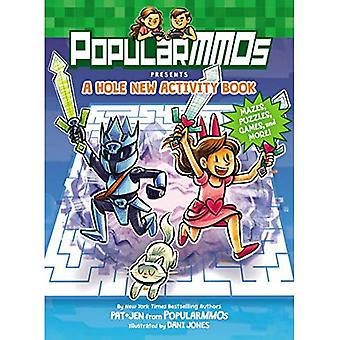 PopularMMOs Presents: A Hole New Activity Book: Mazes, Puzzles, Games, and More!
