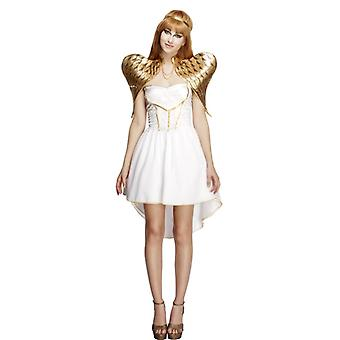 Fever glamorous Angel Costume, with dress