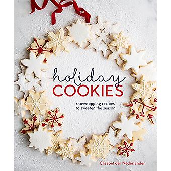 Holiday Cookies by Elisabet Der Nederlanden - 9780399580253 Book