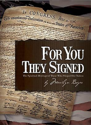 For You They Signed by Marilyn Boyer - Boyer Marilyn - 9780890515983