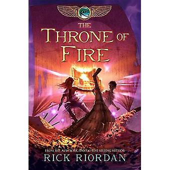 The Kane Chronicles - Book Two the Throne of Fire by Rick Riordan - 9