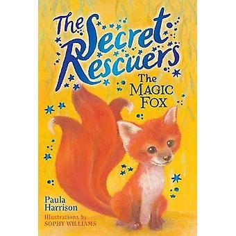 The Magic Fox by Paula Harrison - 9781481476195 Book
