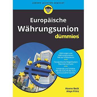 Europaische Wahrungsunion Fur Dummies by Aloys Prinz - Hanno Beck - 9