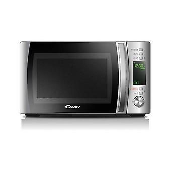 Mikrowelle mit Grill, Candy CMXG 20DS 20 L ECO 700 W Silber