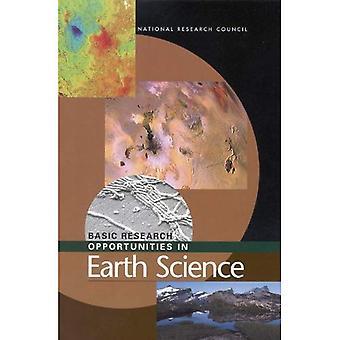 Grundforskning muligheder i Earth Science