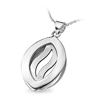 PENDANT OVAL SHAPE PURE COLLECTION