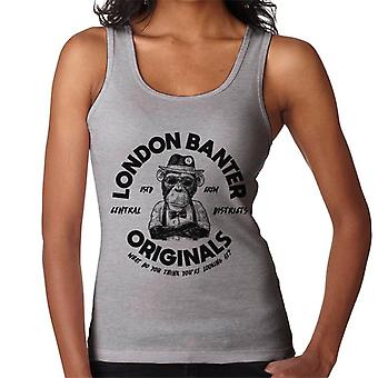 London Banter Originals Daper Ape Women's Vest