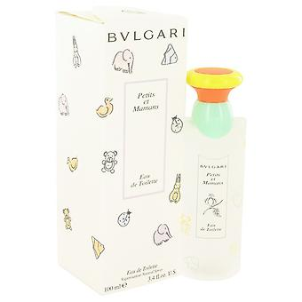 Petits & Mamans by Bvlgari Eau De Toilette Spray 3.3 oz / 100 ml (Women)