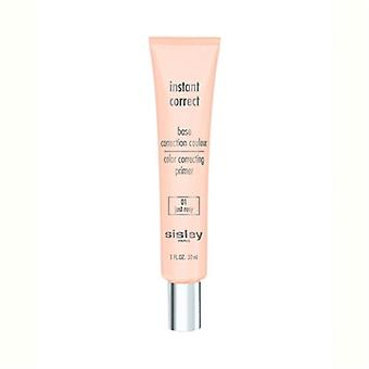 Sisley Instant Correct Color Correcting Primer 01 Just Rosy 1oz / 30ml