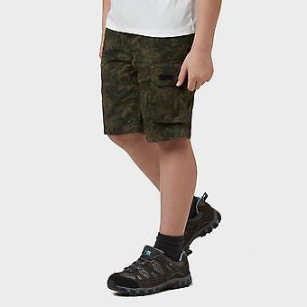 New Regatta Kids' Shorewalk Shorts Khaki