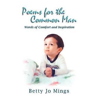 قصائد للرجل المشتركة قبل مينج & جو بيتي