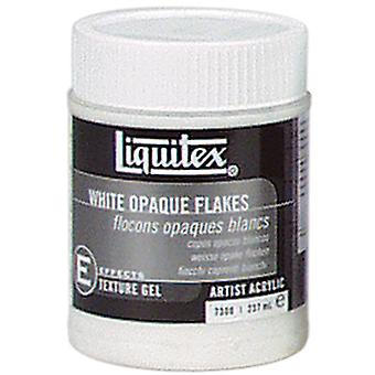 Liquitex White Opaque Flakes 8 Ounces 7308