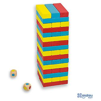 Andreu Toys Torre Colors (Kids , Toys , Table Games , Memory Games)