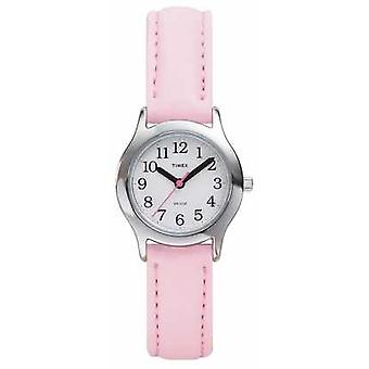 Timex Womens/Kids Pink Strap T79081 Watch