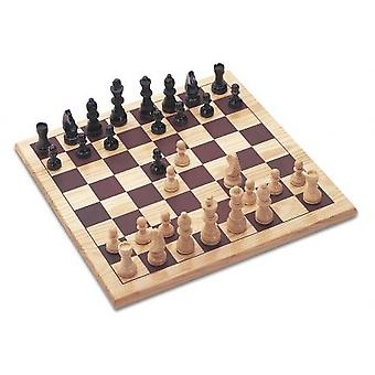 Cayro play chess and Acc. Wood (children, toys, board games, strategy)