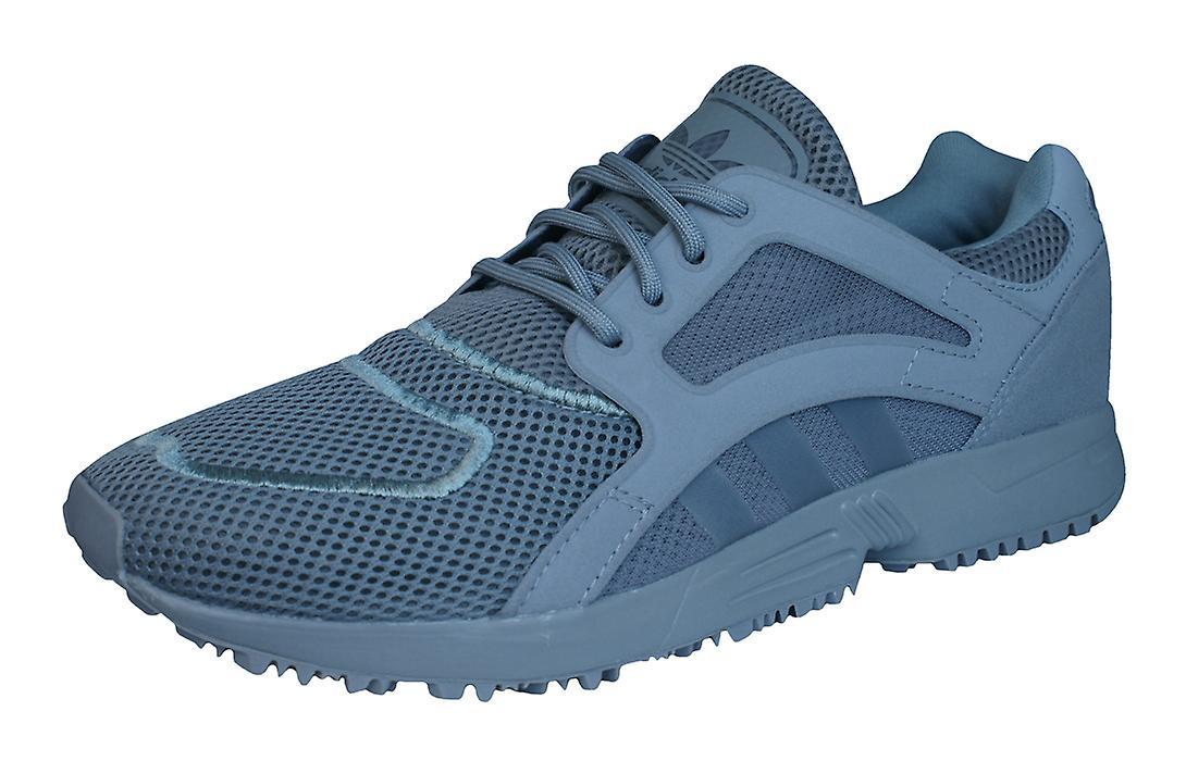 Adidas Originals Racer Lite Herren Running Trainer / Schuhe - grau