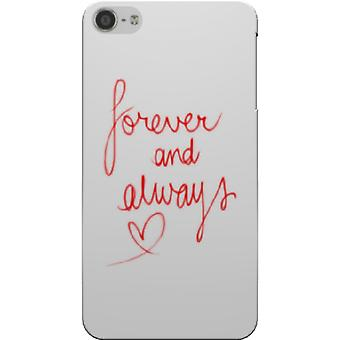 Forever and always cover for iPod Touch 5/6