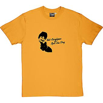 Bob Carolgees and Spit the Dog Men's T-Shirt