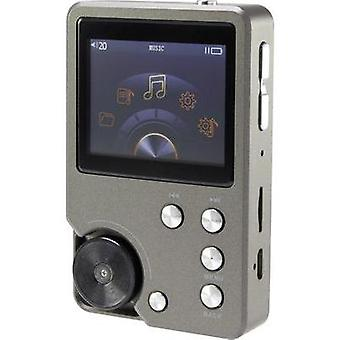 MP3 player Renkforce HFP-C2 Anthracite