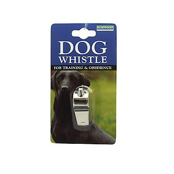 Nickel Plated Dog Whistle (Pack of 6)