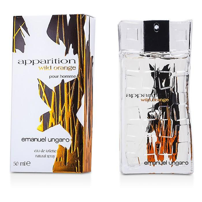 Ungaro Apparition Wild Orange Eau De Toilette Spray 50ml/1.7oz