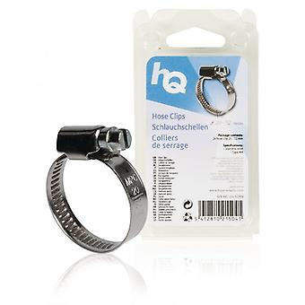 HQ hose clamps 20-32 mm