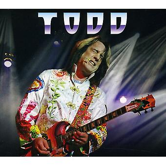 Todd Rundgren - Todd [CD] USA import