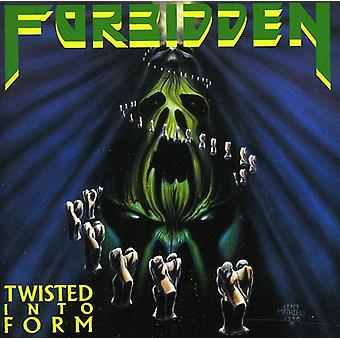 Forbidden - Twisted Into Form [CD] USA import