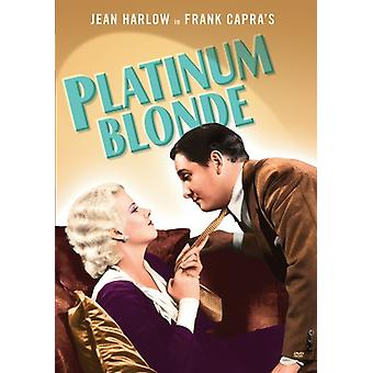 Platin-Blondine [DVD] USA import