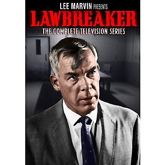 Lawbreaker: Complete Series [DVD] USA import