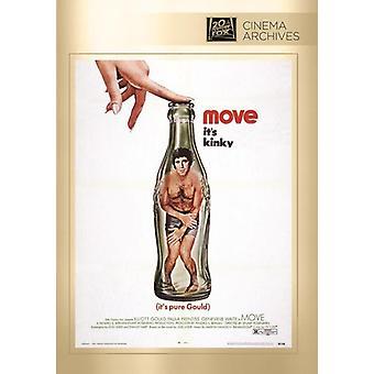 Move [DVD] USA import
