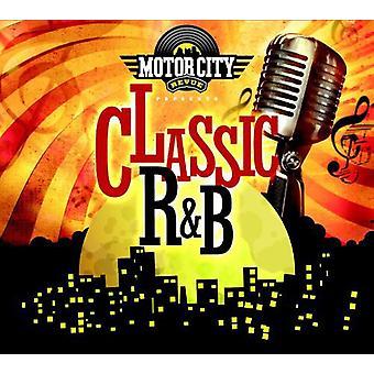 Forskellige kunstner - Motor City Revue: Klassiske R&B [CD] USA import