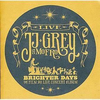 Jj Grey & Mofro - Brighter Days [CD] USA import