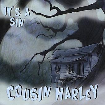 Fætter Harley - det er en synd [CD] USA import