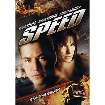 Speed [DVD] USA import