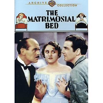 Matrimonial Bed (1930) [DVD] USA import