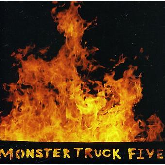 Monstertruck 5 - tørre blade [CD] USA import