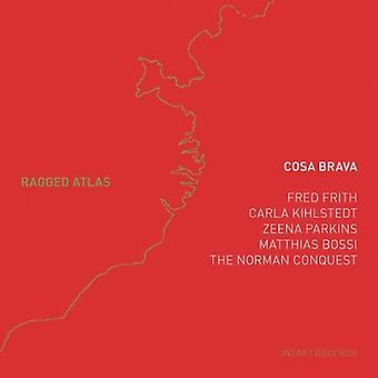 Frith, Fred/Cosa Brava - lasede Atlas [CD] USA import